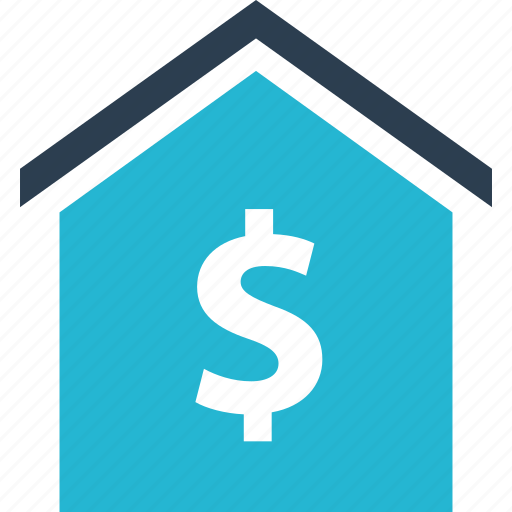 buy, dollar, estate, home, real, shopping, sign icon