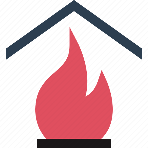 estate, fire, fireplace, home, real, shopping, traditional icon