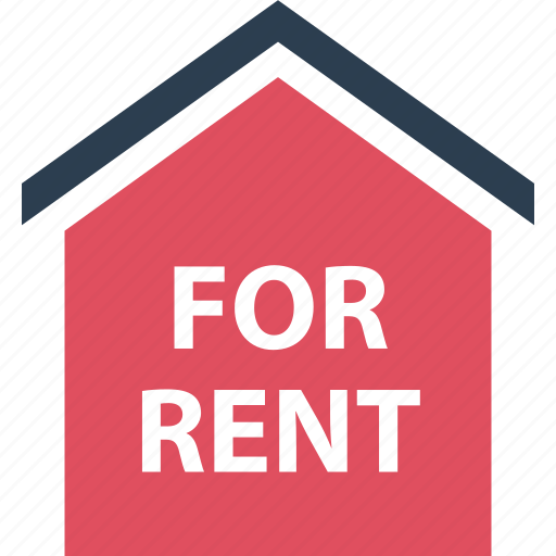 estate, for, home, house, real, rent, shopping icon