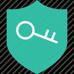 estate, home, keys, real, safe, secured, shopping icon