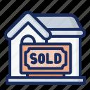 sold, estate, property, real estate, mortgage, sale