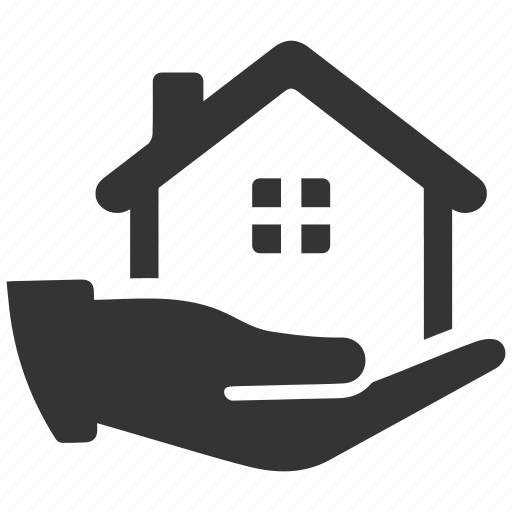 home loan, mortgage, property, property management, real estate, sell, support icon