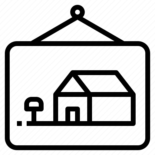 buy, for, house, rent, sale icon