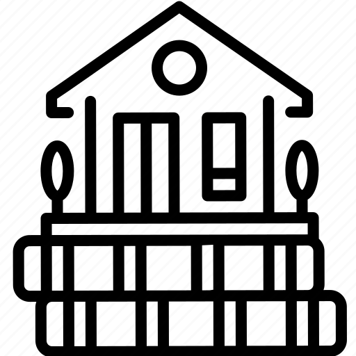 building, estate, home, loan, money, mortgage, real icon
