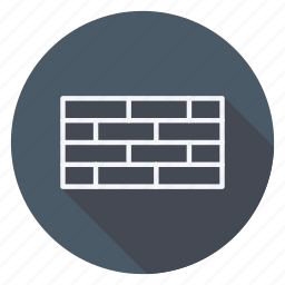 apartment, brick wall, building, estate, house, monument, real icon