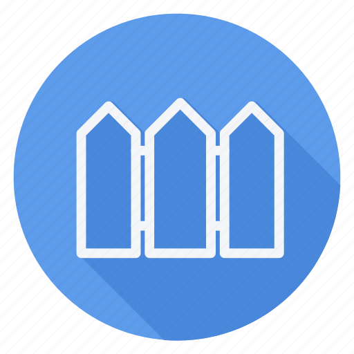 apartment, building, estate, fence, house, monument, real icon