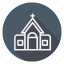 apartment, building, church, estate, house, monument, real icon