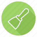 apartment, building, estate, house, monument, paint brush, real icon