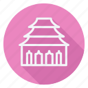 apartment, buddhist temple, building, estate, house, monument, real icon