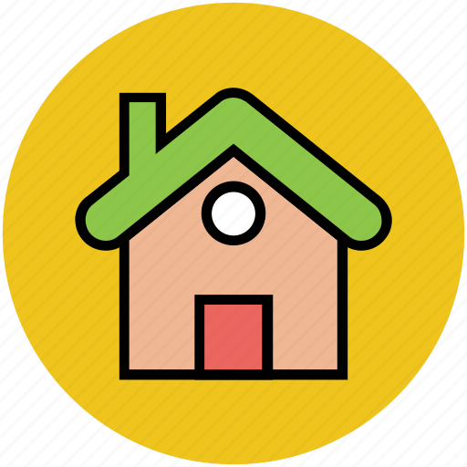 cabin, cottage, home, house, property, real estate icon