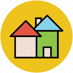 cottage, home, house, village icon