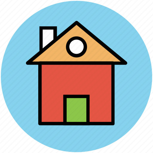 building, cottage, real estate, shop, store icon