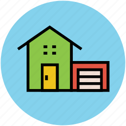 cabin, cottage, home, house, hut, shack icon