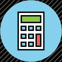 calc, calculate, calculation, calculator, finance icon