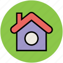 cottage, property, real estate, workshop icon