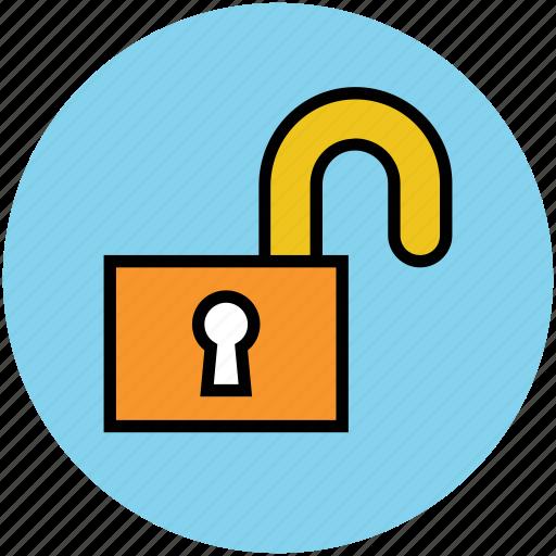 home, lock, open home, unlock home icon