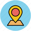 gps, location, locator, map, map marker, navigation, pin icon