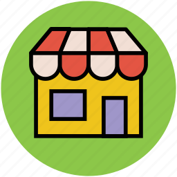 commercial building, marketplace, real estate, shop, store icon