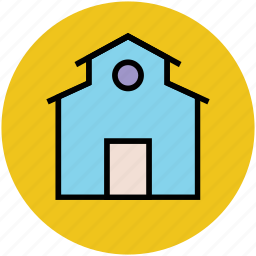 building, home, house, institute, institute building icon