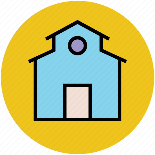 building, home, house, institute, institute building icon