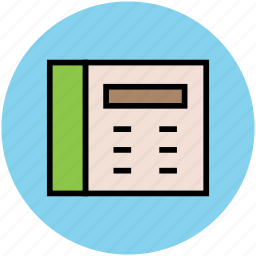 call, communication, landline, telephone, telephone set icon