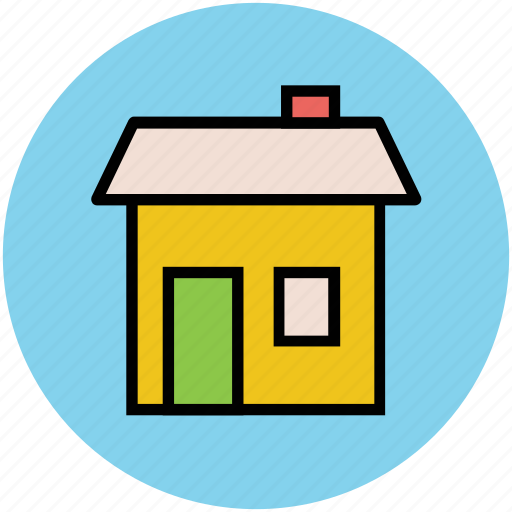 commercial building, real estate, shop, store icon