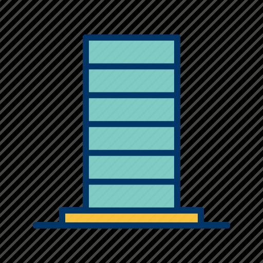 building, city, office, skyscraper icon