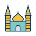 arabic, islamic, masjid, mosque, muslim, ramadan icon