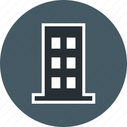 building, hostel, house, outdoor, realestate icon