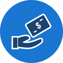 loan, mortgage, payment icon
