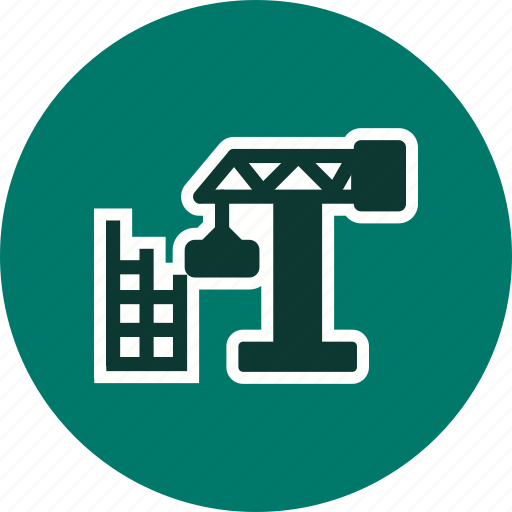 building, construction, home, house, site icon