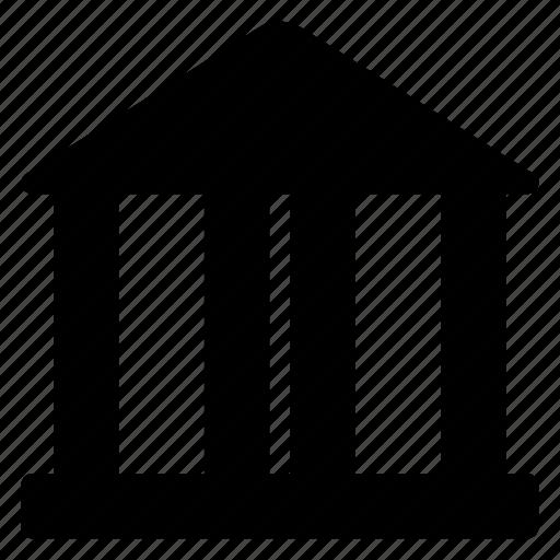 bank, estate, finance, saving icon