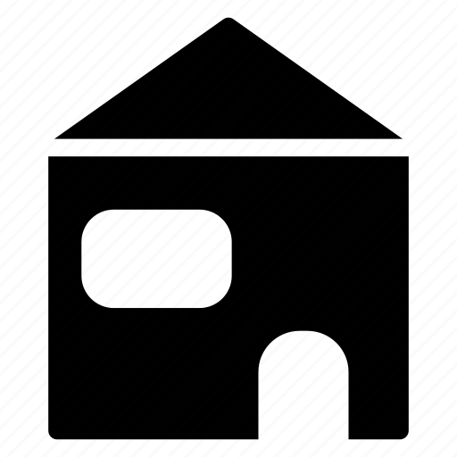 estate, house, real, store icon