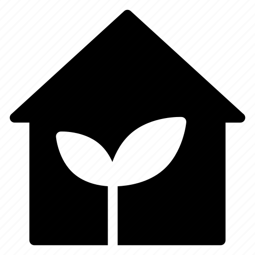 estate, growth, home, house icon