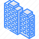building, buildings, iso, isometric, real estate