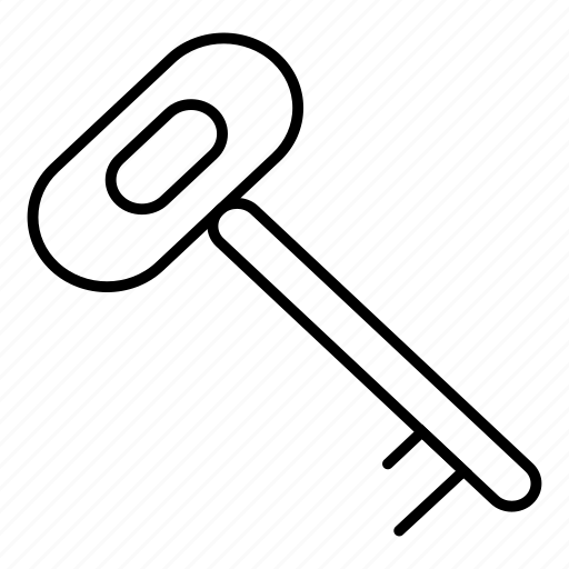 access, enter, key, lock icon