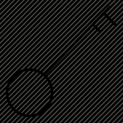 access, key, lock, login icon