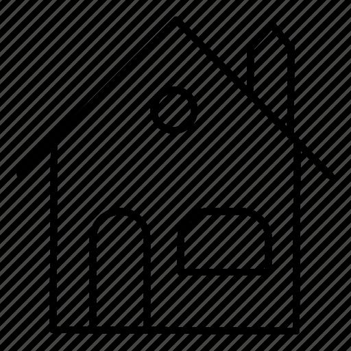 house, market, shop, store icon