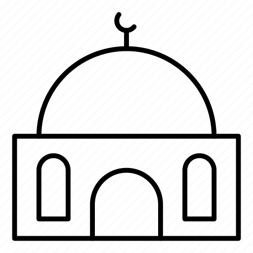 building, estate, mosque, real icon