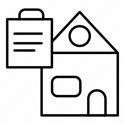 building, house, office, store icon