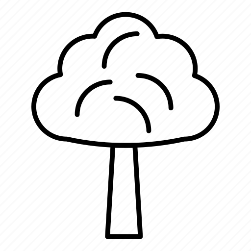 Garden, nature, park, tree icon - Download on Iconfinder