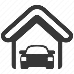 automobile, car, delivery, garage, service, vehicle icon