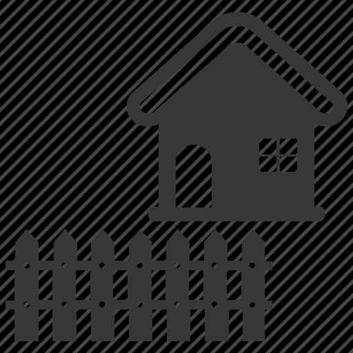 cottage, estate, indoor, property, resort icon