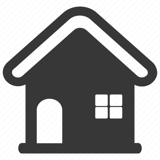 address, apartment, estate, home, house, property icon