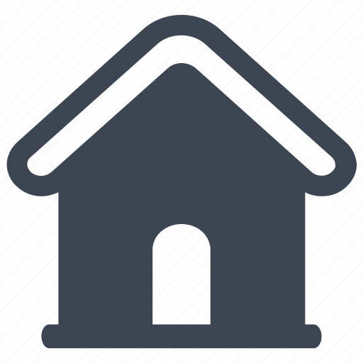 accommodation, estate, home, house, property icon