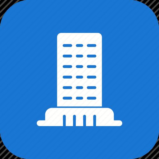 building, office, skyscraper icon
