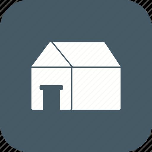 home, house, mansion, villa icon