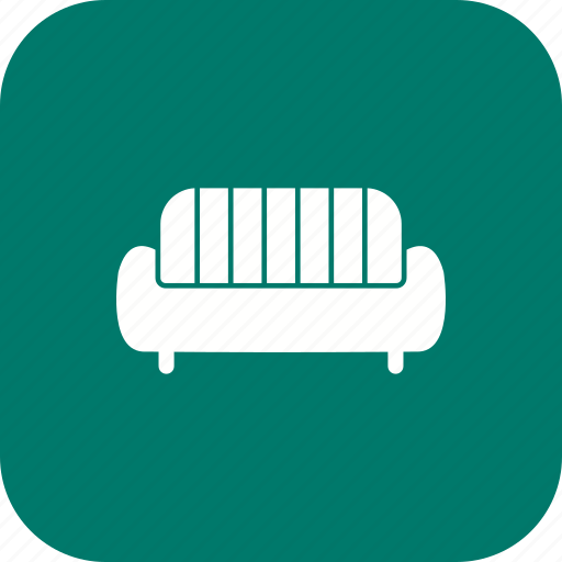 armchair, chair, couch, furniture, living room, modern sofa icon