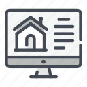building, buy, computer, estate, house, online, real
