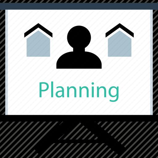board, plan, planning icon